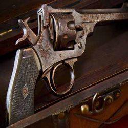 Replicas de armas del oeste