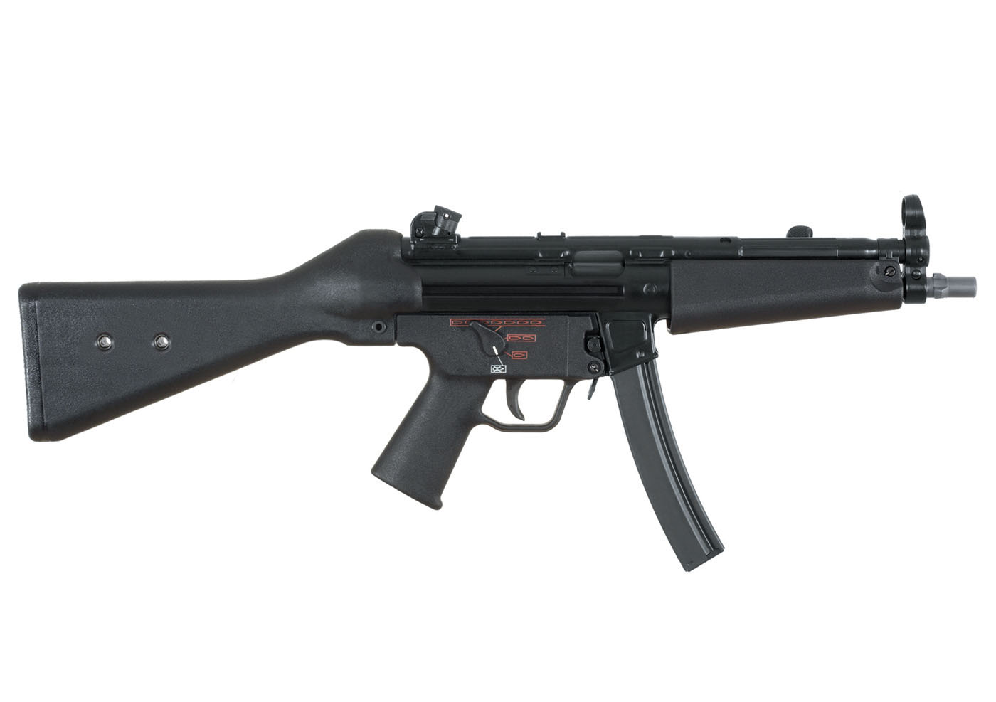 subfusil MP5A2
