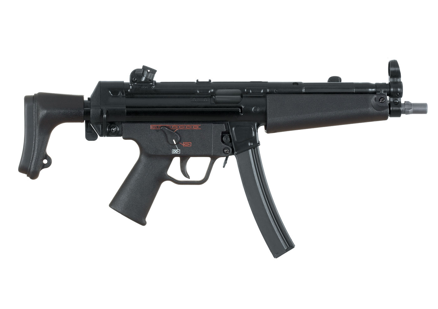subfusil MP5A3