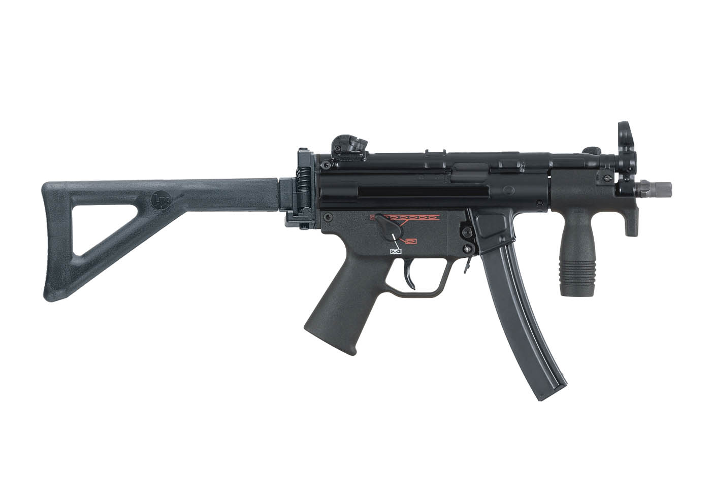 subfusil MP5K PDW