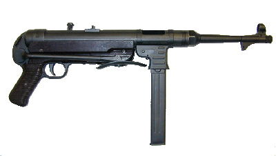 subfusil mp40